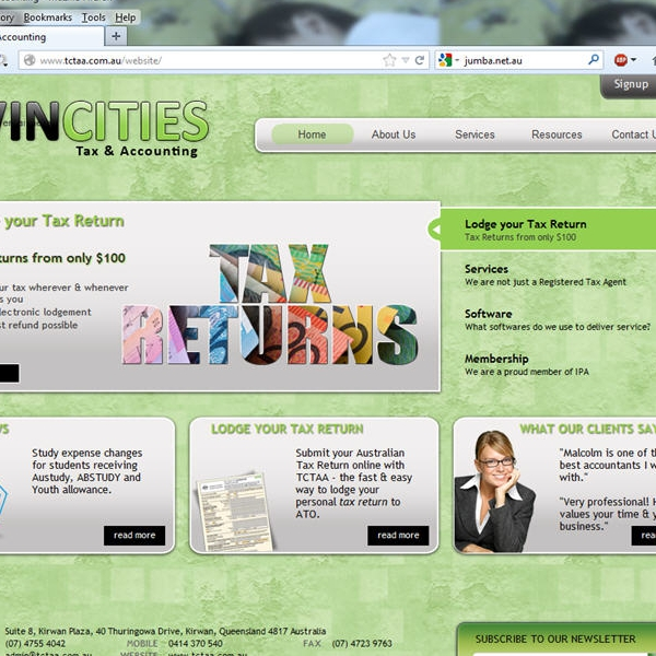Twin Cities Tax & Accounting